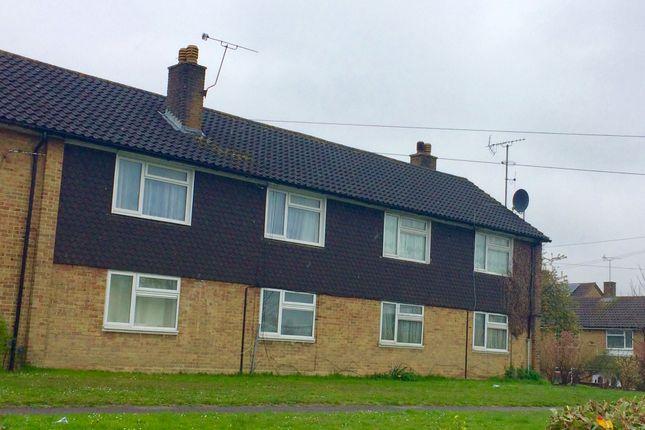Thumbnail Flat to rent in Dyneley Green, Townhill Park Southampton