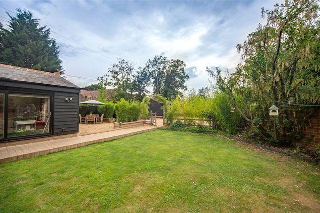 Garden of Croft Road, Shinfield, Reading RG2