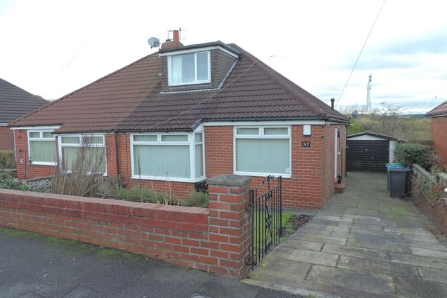 Thumbnail Semi-detached house to rent in Carlton Way, Royton, Oldham