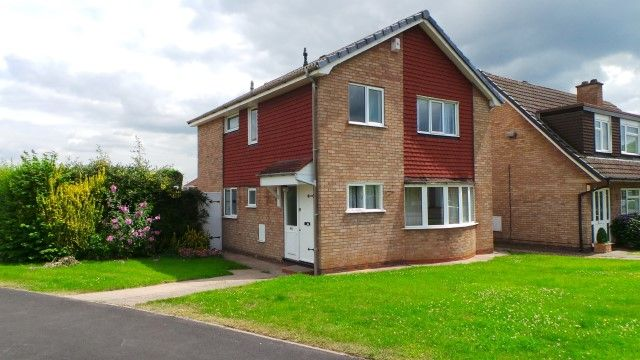 Thumbnail Detached house for sale in Walsh Drive, Walmley, Sutton Coldfield, West Midlands