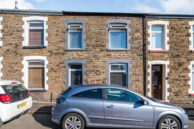 3 bed terraced house for sale in Dynevor Road, Skewen, Neath SA10