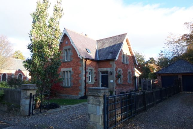 Thumbnail Cottage for sale in The Village, Eshott, Morpeth
