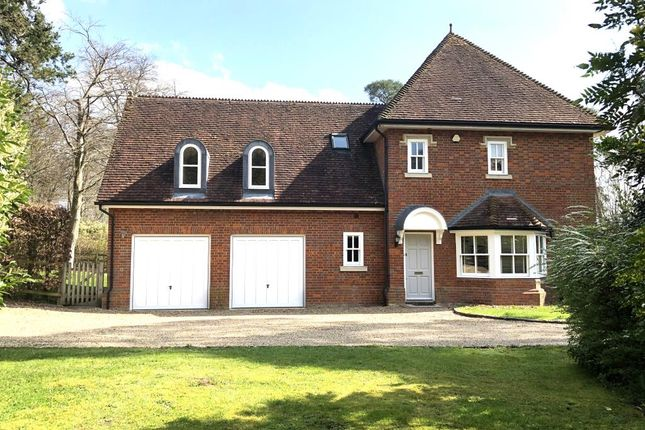 Thumbnail Detached house for sale in Lime Avenue, Kingwood, Henley-On-Thames