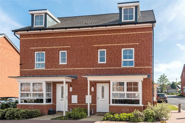 Thumbnail Semi-detached house for sale in Bamber Close, West End, Southampton, Hampshire