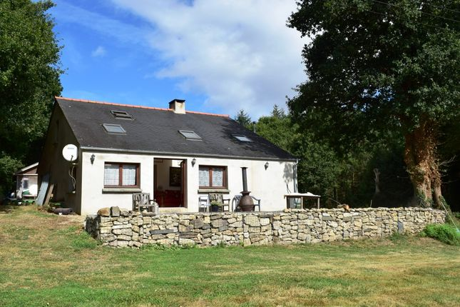 Thumbnail Detached House For Sale In 22110 Glomel, Côtes Du0027armor, Brittany