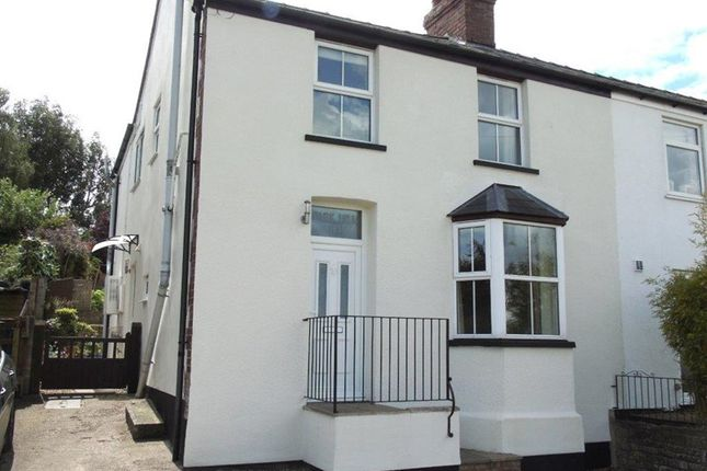 Thumbnail Semi-detached house for sale in Blue Rock Crescent, Bream, Lydney, Gloucestershire