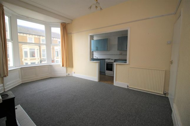 Lounge of Flat 3, Sefton Road, Heysham, Morecambe LA3