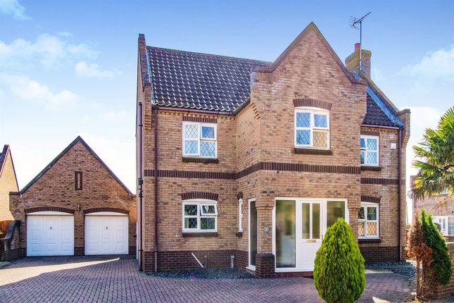 Thumbnail Detached house for sale in Vine Court, Billingborough, Sleaford