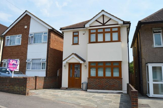 Thumbnail Detached house for sale in Church Road, Harold Wood, Romford