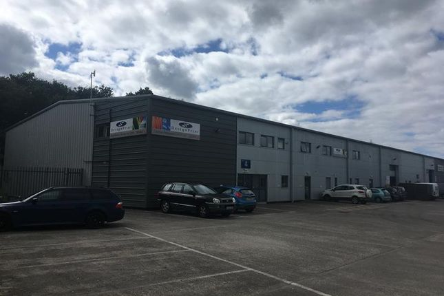 Thumbnail Warehouse to let in Unit 4/5 Bell Court, Felinfach, Swansea West Business Park, Swansea