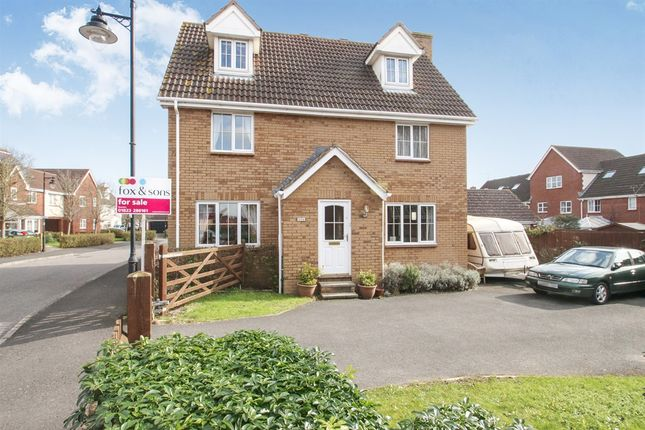 Thumbnail Detached house for sale in Waterleaze, Taunton
