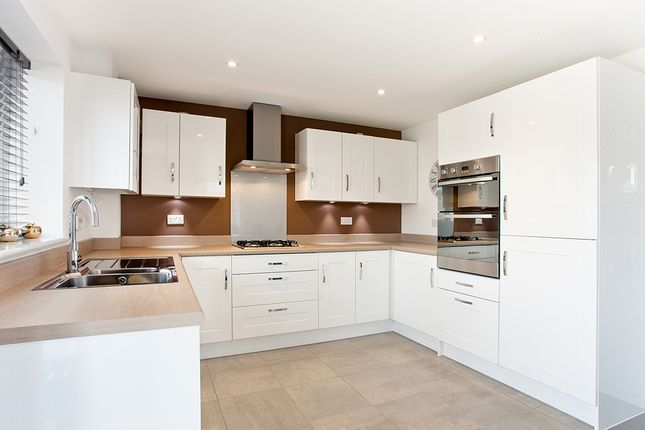 """2 bedroom flat for sale in """"The Taw"""" at Chivenor, Barnstaple"""