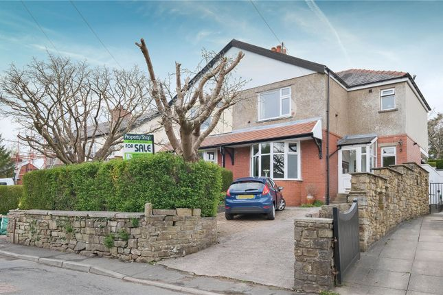 Thumbnail Semi-detached house for sale in Moseley Road, Burnley, Lancashire