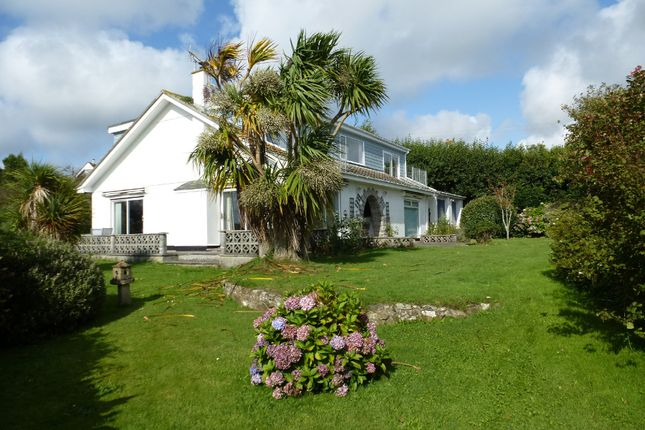 Thumbnail Detached house for sale in Pengersick Croft, Praa Sands, Penzance