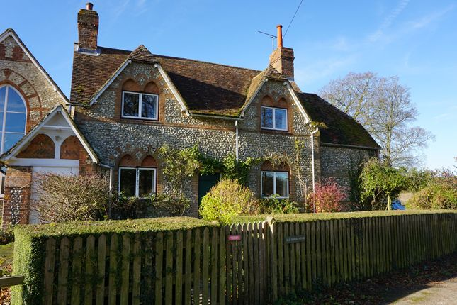 Thumbnail Link-detached house for sale in Chute Standen, Near Andover, Wiltshire