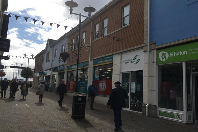 Thumbnail Office to let in First Floor Offices, Unit 4, Merlins Walk, Carmarthen, Carmarthenshire