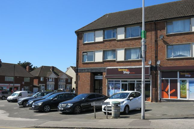 Thumbnail Flat for sale in Moat Road, Oldbury