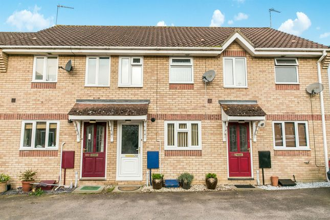 Thumbnail Terraced house for sale in Friday Wood Green, Colchester
