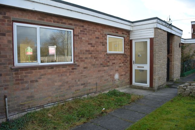 Thumbnail Semi-detached bungalow for sale in Telford Way, Thurnby Lodge, Leicester