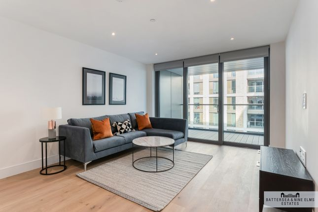 Thumbnail Flat to rent in Palmer Road, London