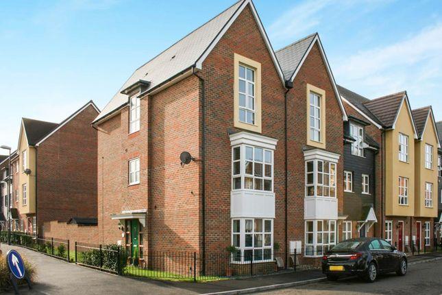 Thumbnail Property to rent in Drewitt Place, Aylesbury, Bucks