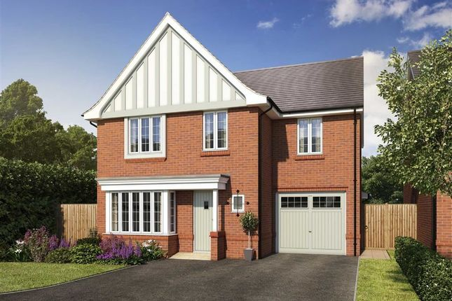 Thumbnail Detached house for sale in St John's Garden's, Tyldesley, Manchester