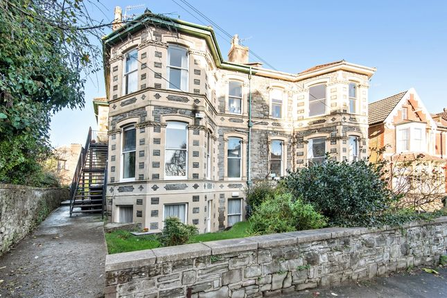 Thumbnail Flat to rent in Zetland Road, Redland, Bristol