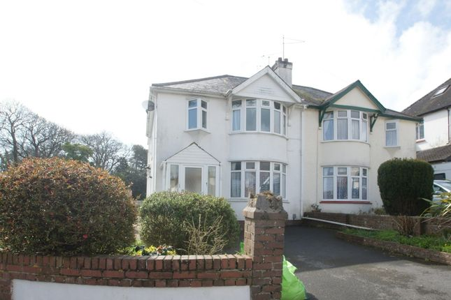 Thumbnail Flat for sale in Kingshurst Drive, Paignton
