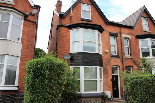 Thumbnail Semi-detached house for sale in Stanmore Road, Birmingham