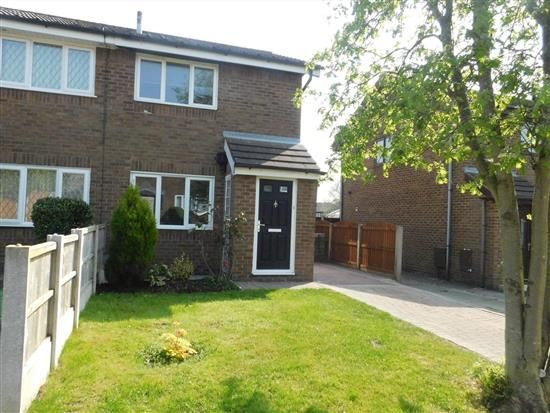 Thumbnail Property to rent in St Francis Close, Fulwood, Preston