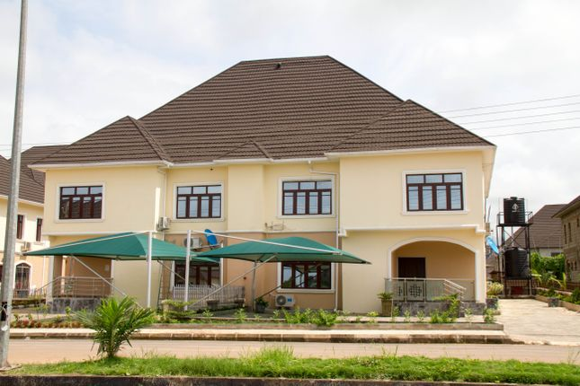 Thumbnail Semi-detached house for sale in 09, Airport Road, Abuja, Nigeria