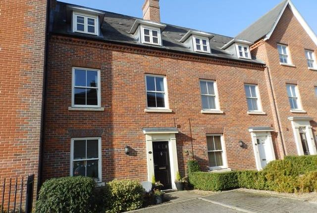Thumbnail Town house for sale in St. Anthonys Crescent, Ipswich