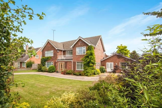 Thumbnail Detached house for sale in Newmaket, Suffolk, United Kingdom