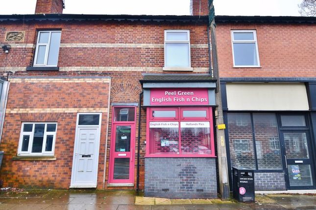 Thumbnail Terraced house for sale in Liverpool Road, Eccles, Manchester