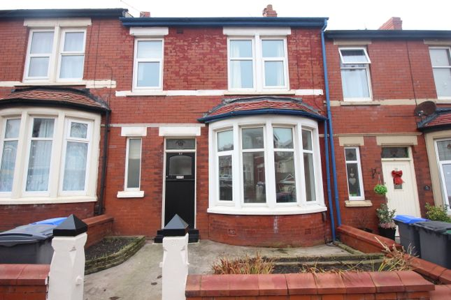 Terraced house for sale in Redcar Road, Blackpool