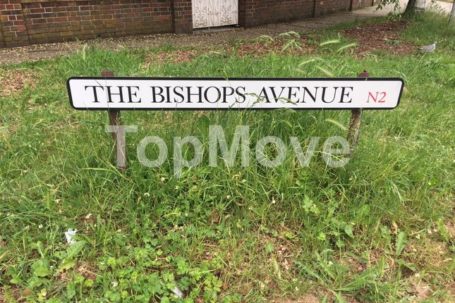 Thumbnail Detached house for sale in The Bishops Avenue, East Finchley