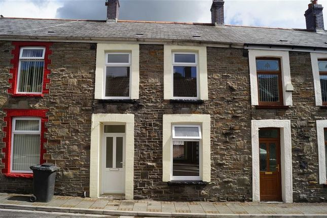 Thumbnail Terraced house for sale in Glanlay Street, Penrhiwceiber, Mountain Ash