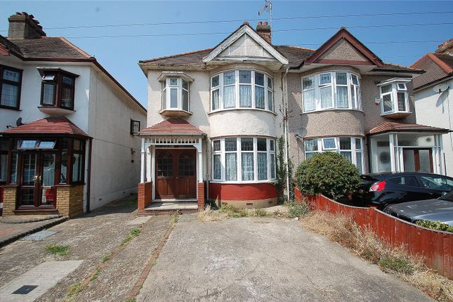 3 bed semi-detached house for sale in Hyland Way, Hornchurch