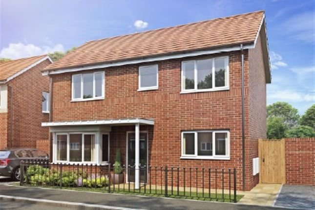 Thumbnail Detached house for sale in Perry Meadows, Golden Eagle Gardens, Perry Common, Birmingham