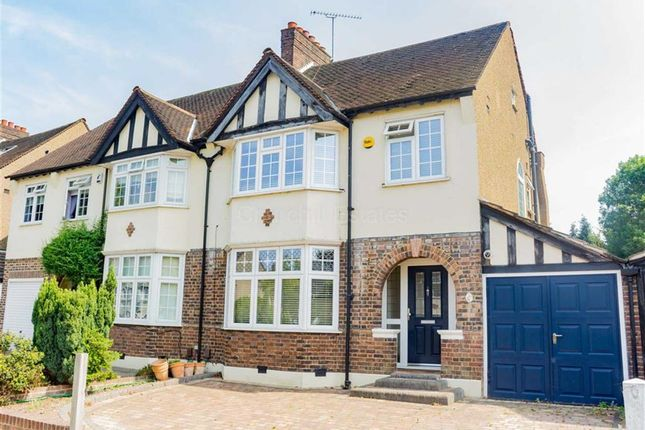 4 bed semi-detached house for sale in Hollywood Way, Woodford Green