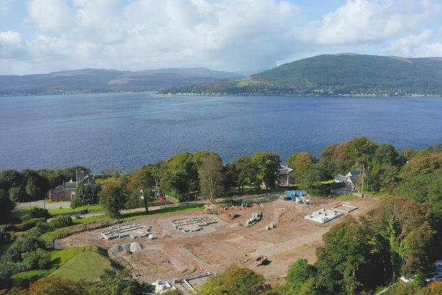 Thumbnail Detached house for sale in South Ailey Road, Cove, Argyll & Bute