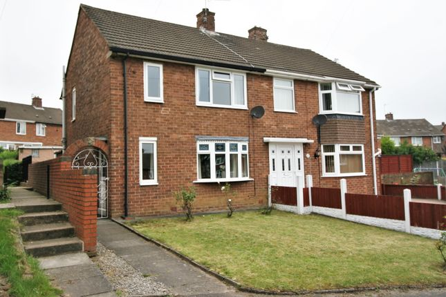 3 bed semi-detached house for sale in Chantry Avenue, Newbold, Chesterfield