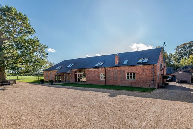 Thumbnail Barn conversion for sale in Shrewsbury Road, Wem, Shrewsbury