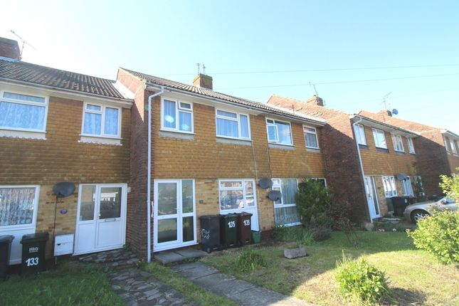 Thumbnail Terraced house for sale in Southern Road, Hampden Park, Eastbourne