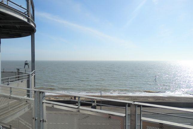 Sea Views of Lower Marine Parade, Harwich CO12