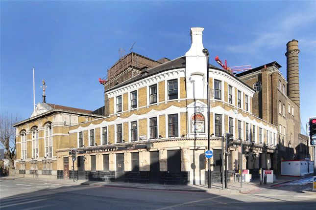 Thumbnail Flat for sale in The Ram Brewery, 11 Armoury Way, Wandsworth, London