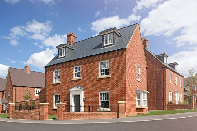 """Thumbnail Detached house for sale in """"The Orford"""" at Epsom Avenue, Towcester"""