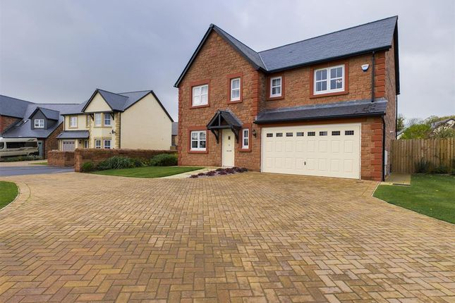 Thumbnail Detached house for sale in St. Benedicts Way, Wetheral, Carlisle
