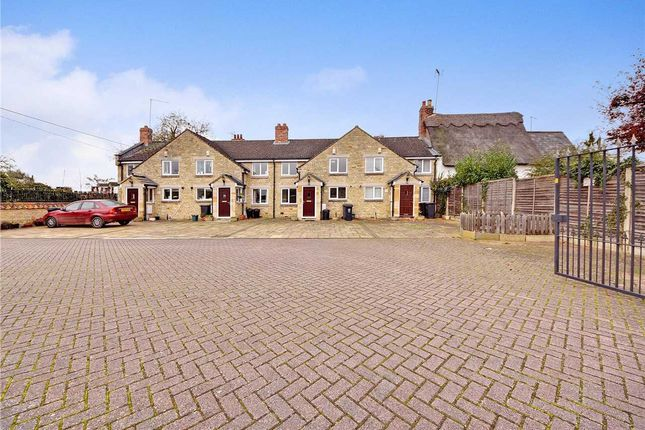 Thumbnail End terrace house to rent in Corner House Cottage, Chelveston