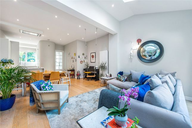Thumbnail End terrace house for sale in Maltings Place, Fulham, London